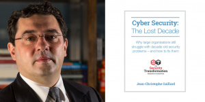 cyber security the lost decade